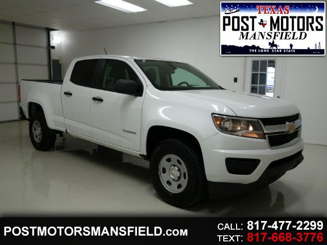 2015 Chevrolet Colorado WT Crew Cab 2WD Short Box