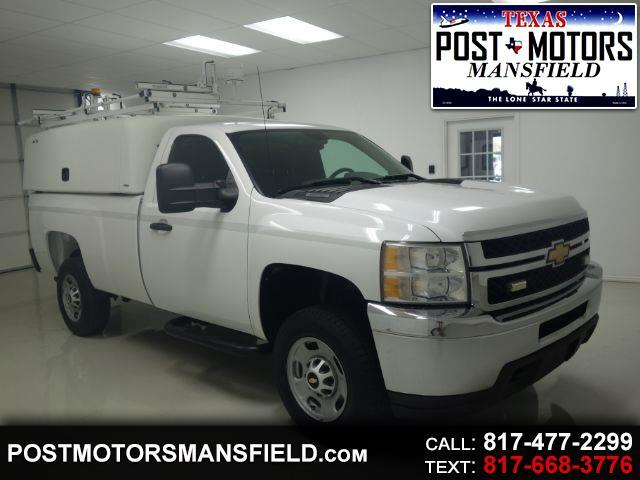 2011 Chevrolet Silverado 2500HD Work Truck Long Box 2WD