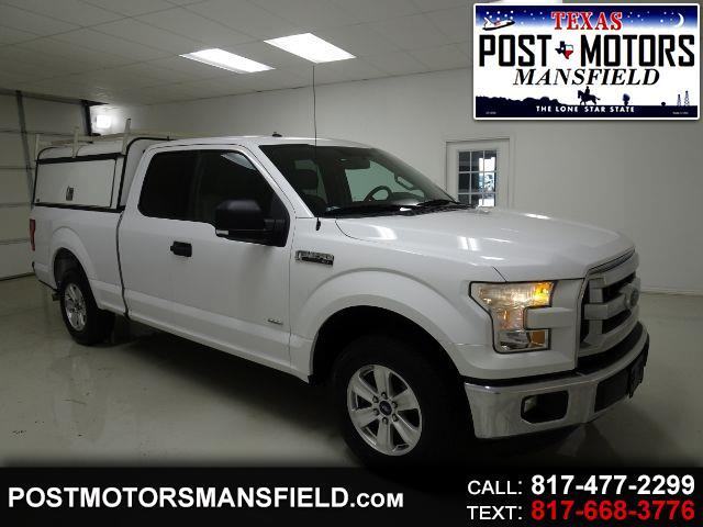 2015 Ford F-150 XLT 2WD SuperCab 6.5' Box