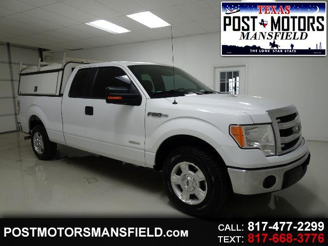 2014 Ford F-150 XLT SuperCab 8-ft. Bed 2WD