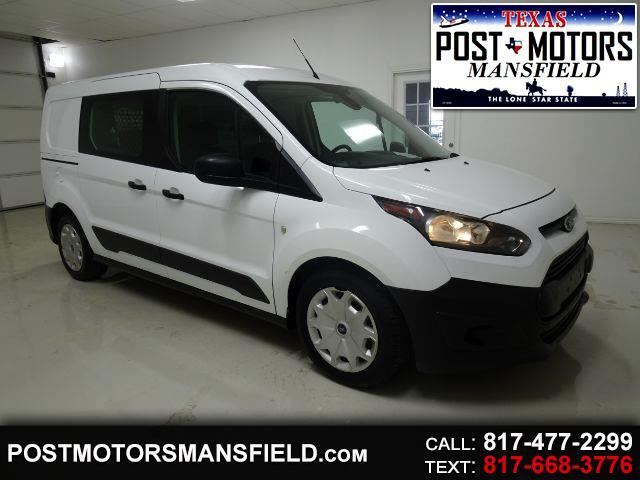 2017 Ford Transit Connect Cargo Van XL LWB w/Rear 180 Degree Door