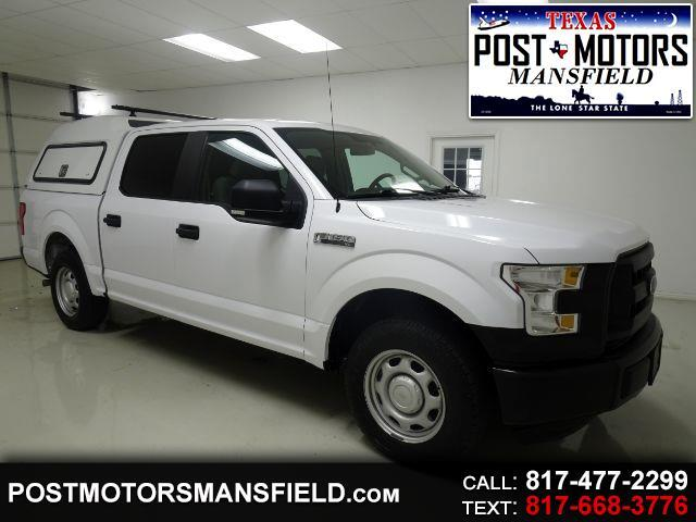 2016 Ford F-150 XL SuperCrew 6.5-ft. Bed 2WD