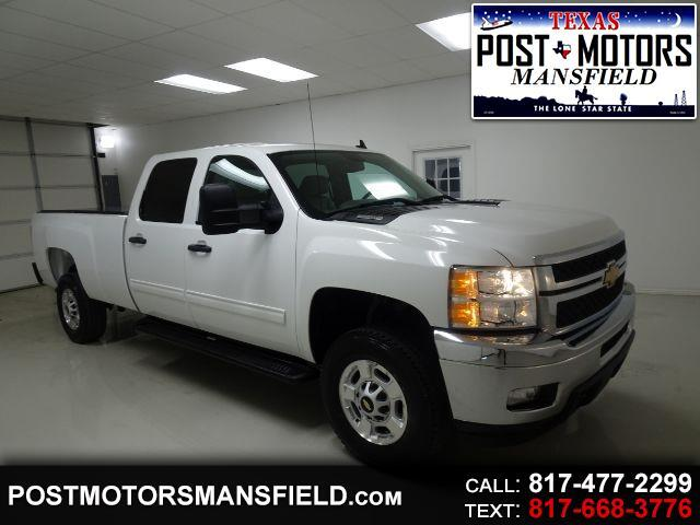Chevrolet Silverado 2500HD LT Crew Cab Long Box 4WD 2013