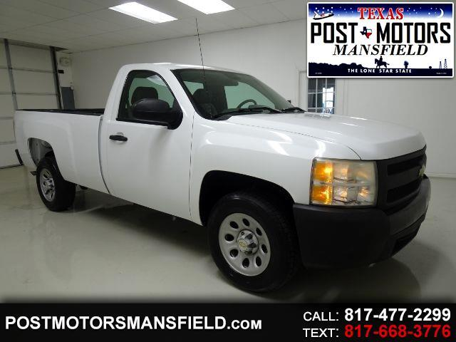 Chevrolet Silverado 1500 Work Truck Long Box 2WD 2008