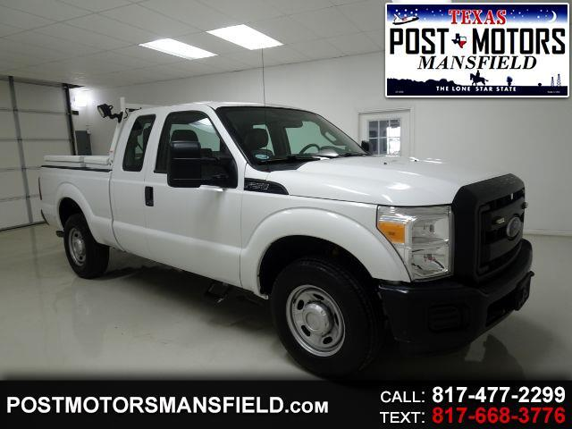 Ford F-250 SD XL SuperCab Short Bed 2WD 2014