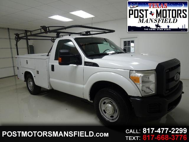 Ford F-350 SD XL 2WD 2012