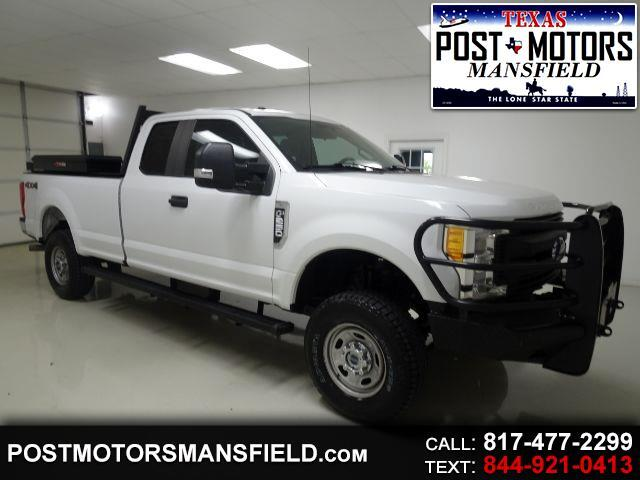 Ford F-250 SD XL SuperCab Long Bed 4WD 2017