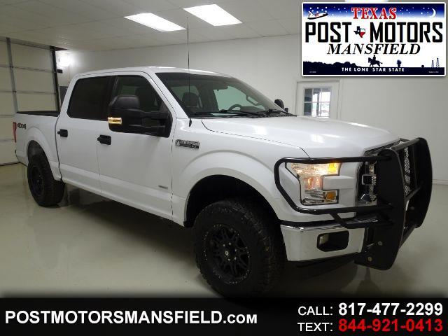 Ford F-150 XLT SuperCrew 5.5-ft. Bed 4WD 2017