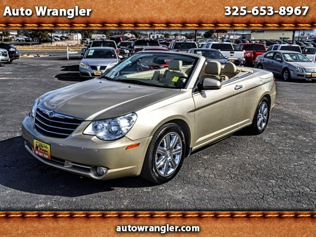 Chrysler Sebring Convertible Limited 2010