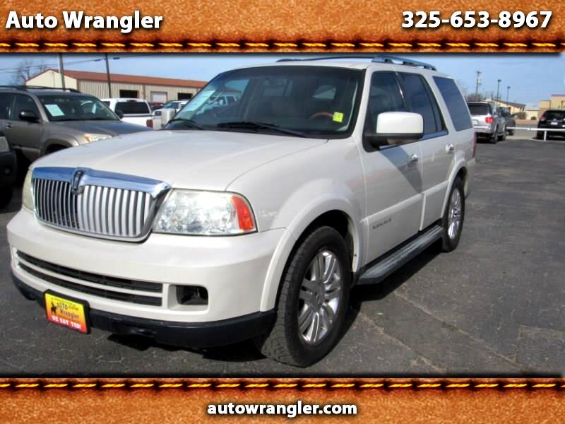 2006 Lincoln Navigator 2WD Luxury