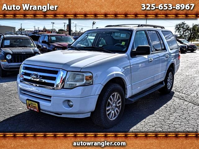2011 Ford Expedition King Ranch 2WD