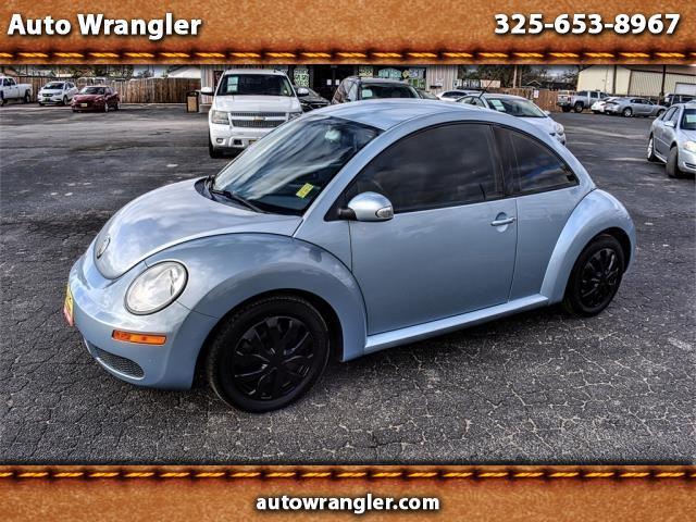Volkswagen New Beetle 2.5L PZEV 2010