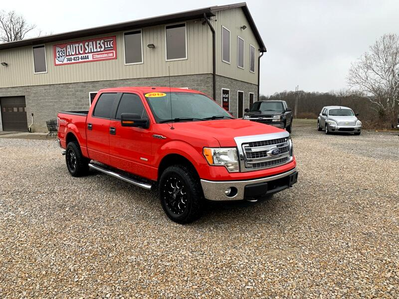 2013 Ford F-150 XLT 4x4 SuperCrew