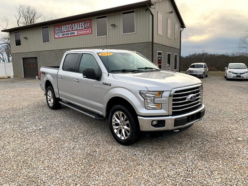 Ford F-150 SuperCrew 4WD 2015