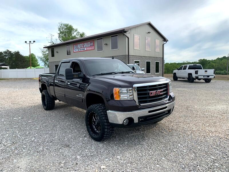 GMC Sierra 2500HD SLE2 Crew Cab Std. Box 4WD 2008