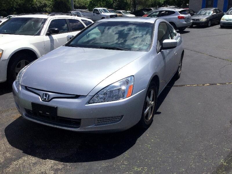 2003 Honda Accord EX coupe AT