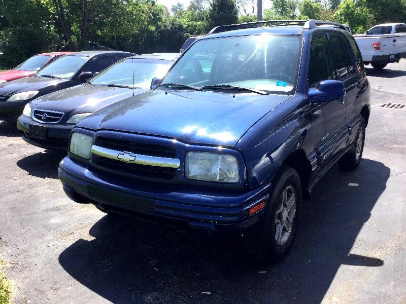 2004 Chevrolet Tracker LT 4WD