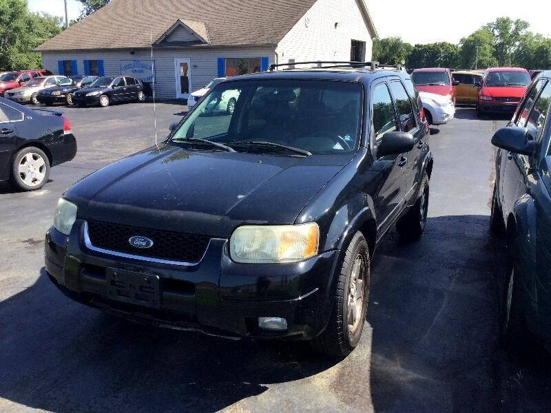 Ford Escape Limited 4WD 2003