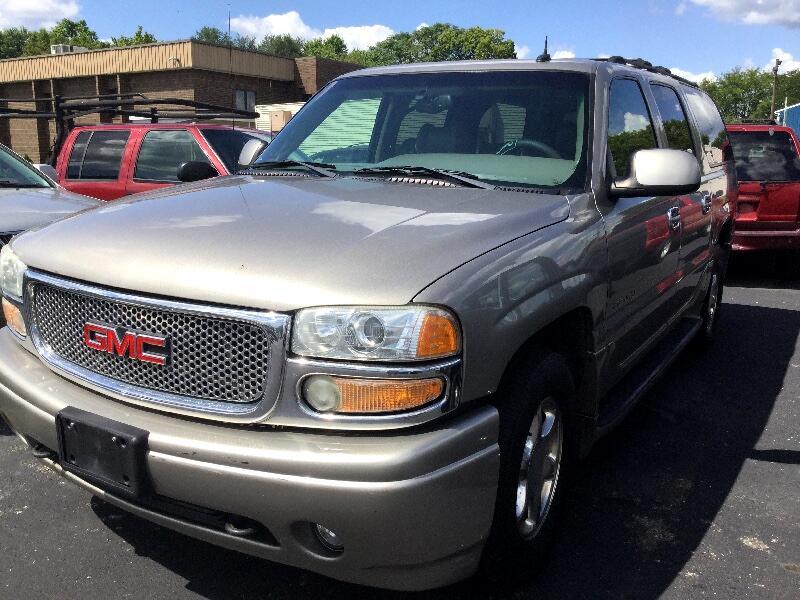 2002 GMC Yukon Denali XL