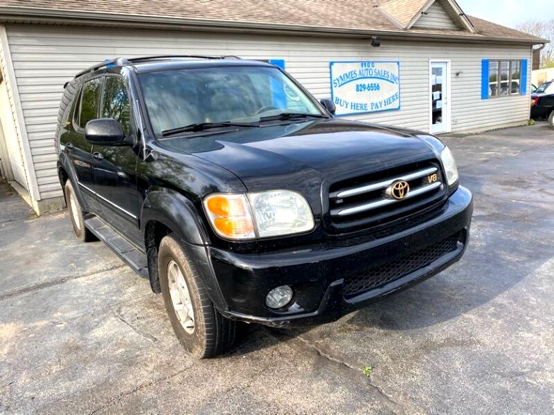 Toyota Sequoia Limited 2WD 2002