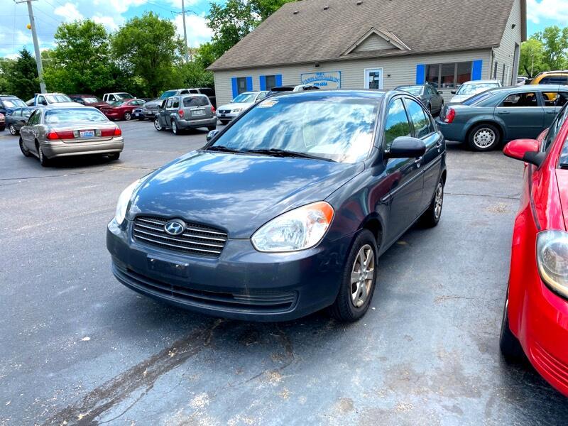 Hyundai Accent GLS 4-Door 2010