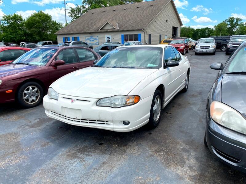 Chevrolet Monte Carlo SS 2002