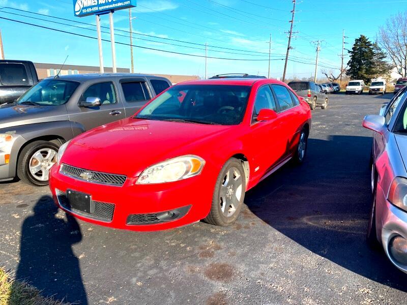 Chevrolet Impala SS 2009