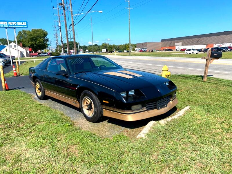 Chevrolet Camaro Base 1985