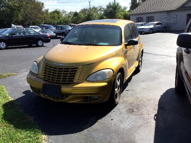 2002 Chrysler PT Cruiser WGN LIMITED