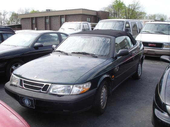 1995 Saab 900 ERTIBLE S MANUAL