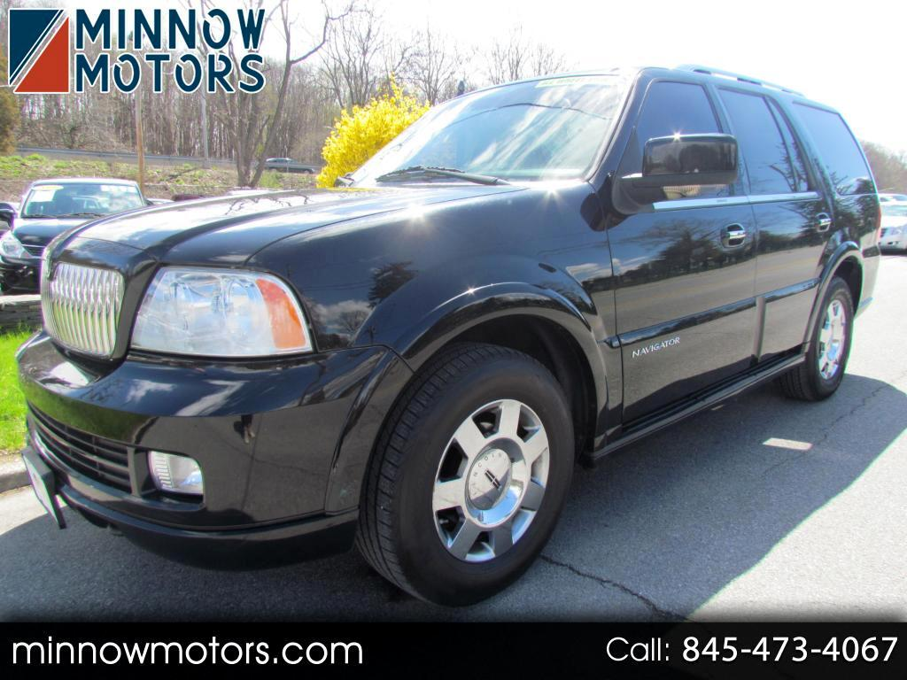 2005 Lincoln Navigator Ultimate 4WD