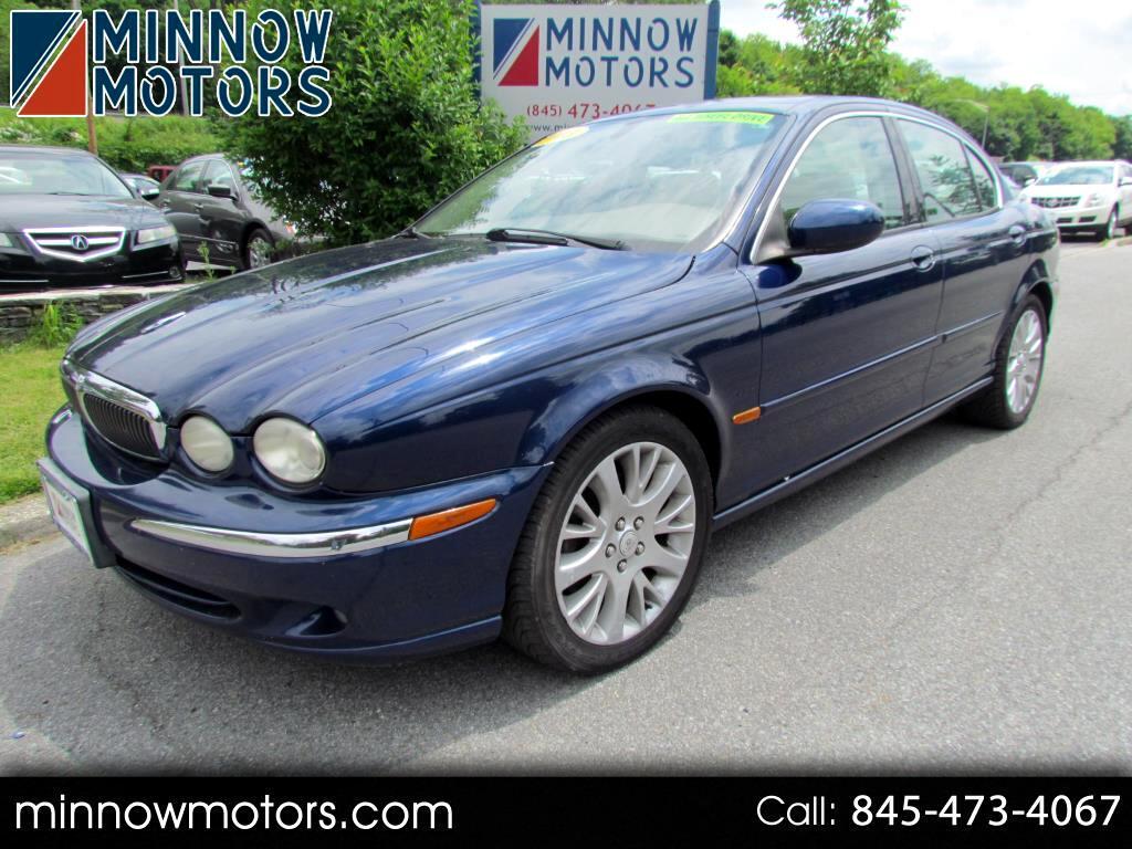 2003 Jaguar X-Type 4dr Sdn 3.0L *Ltd Avail*