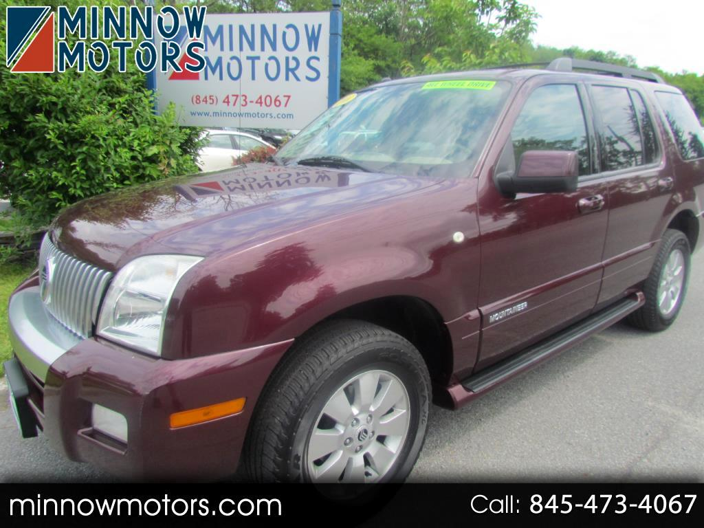 2008 Mercury Mountaineer premium