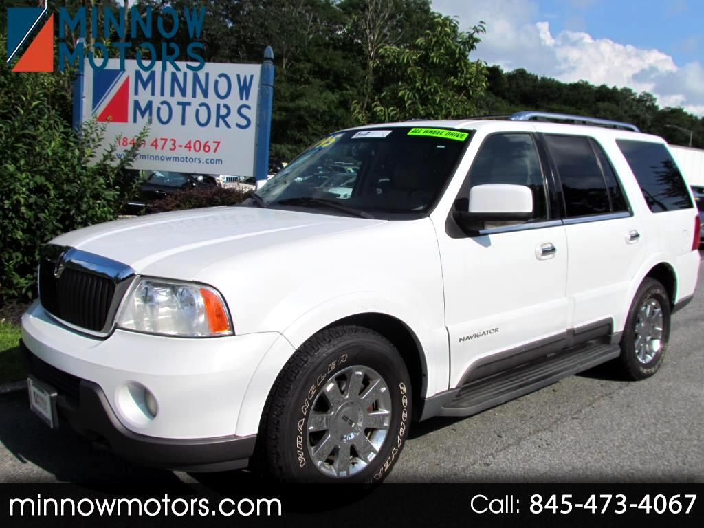 2003 Lincoln Navigator 4dr 4WD Ultimate