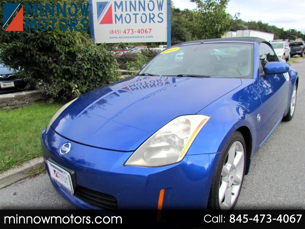2005 Nissan 350Z Grand Touring Roadster