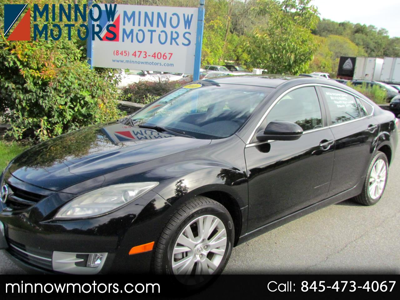used 2010 mazda mazda6 i grand touring for sale in poughkeepsie ny 12601 minnow motors. Black Bedroom Furniture Sets. Home Design Ideas