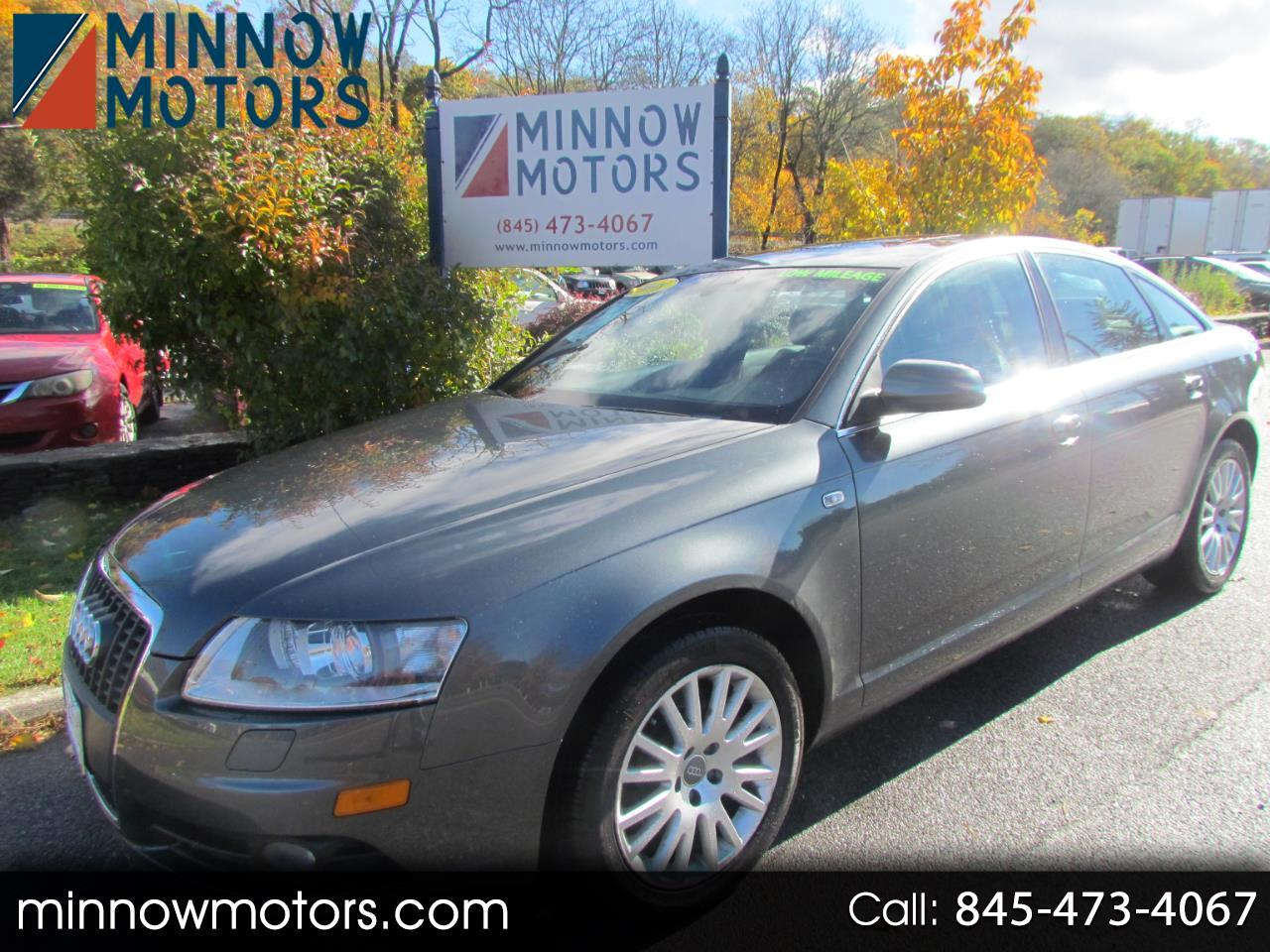 2008 Audi A6 4.2 with Tiptronic