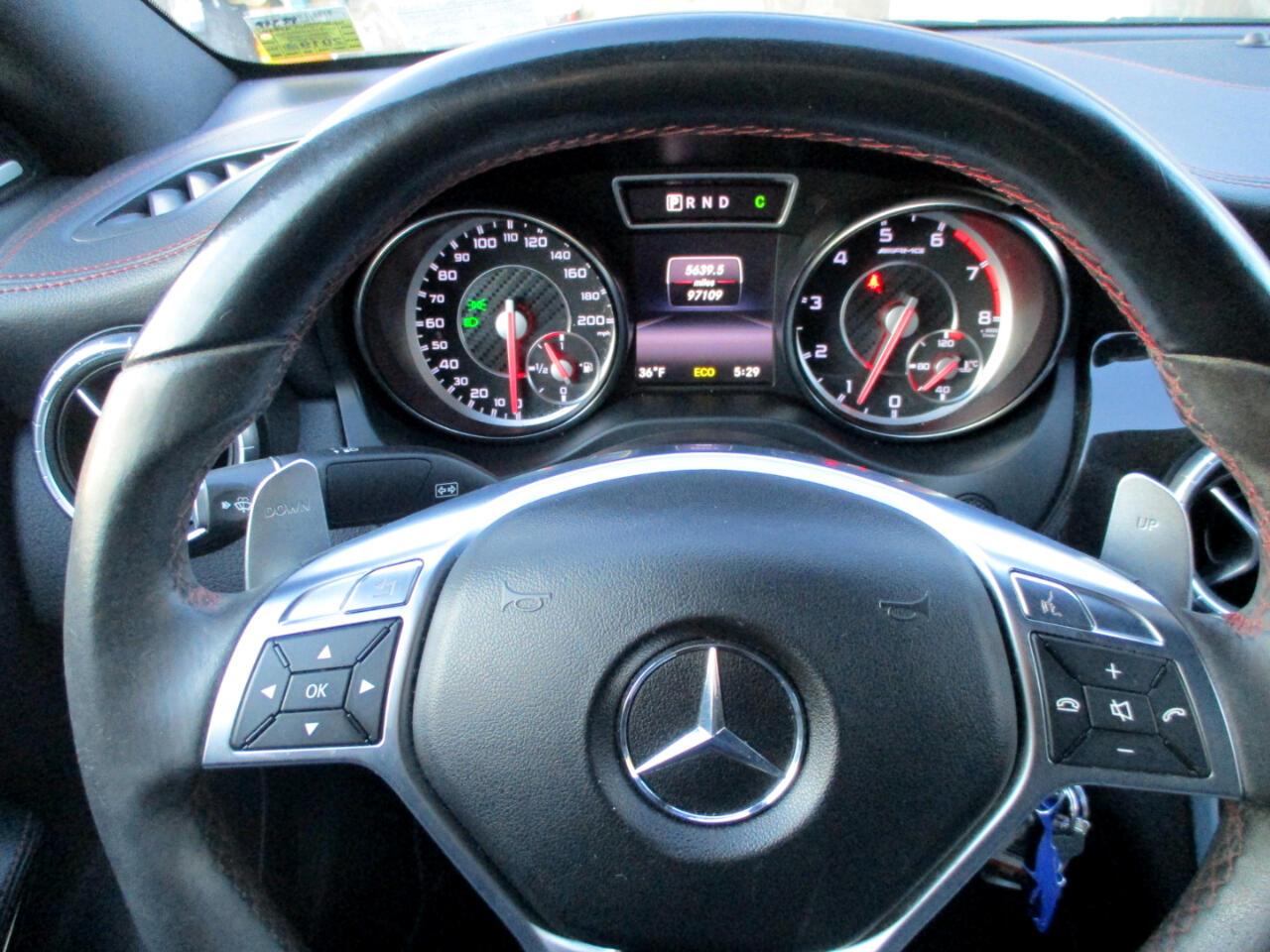 2014 Mercedes-Benz CLA-Class CLA45 AMG