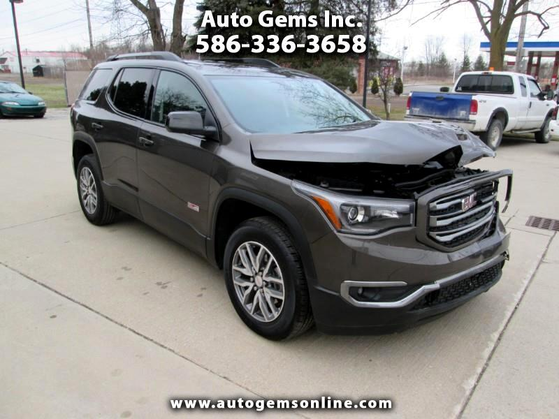 GMC Acadia All Terrain 1 AWD 2019