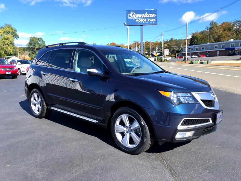 2011 Acura MDX Auto W/ Technology Package