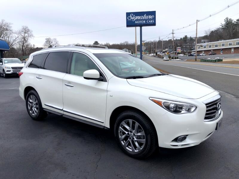 Infiniti QX60 Base AWD 2015