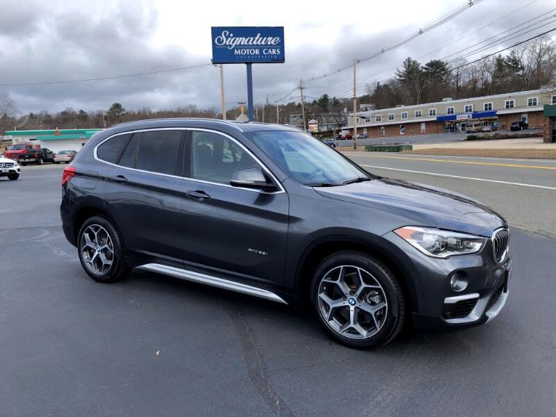 2016 BMW X1 X Drive 2.8i X Line