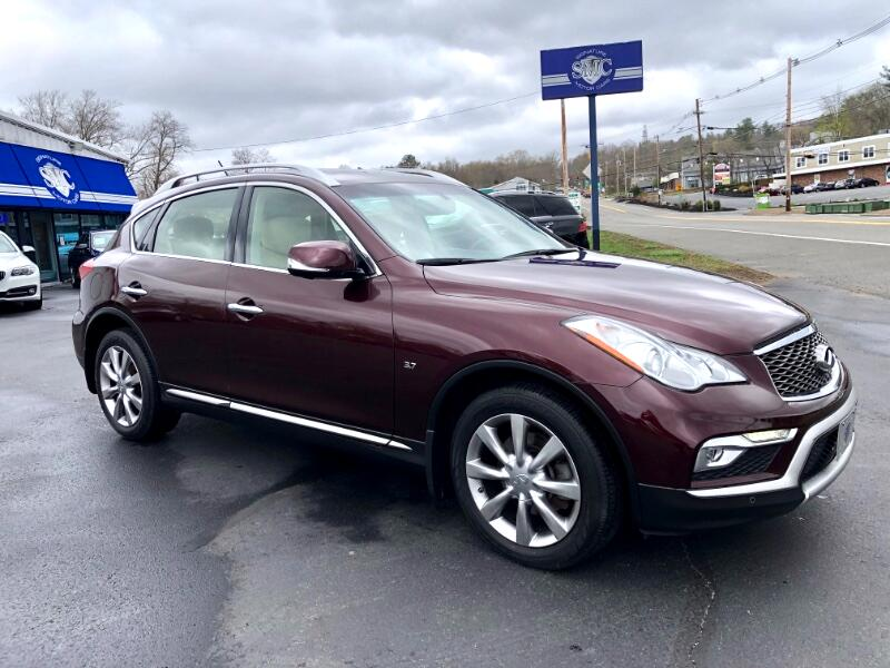 2016 Infiniti QX50 Touring Model AWD