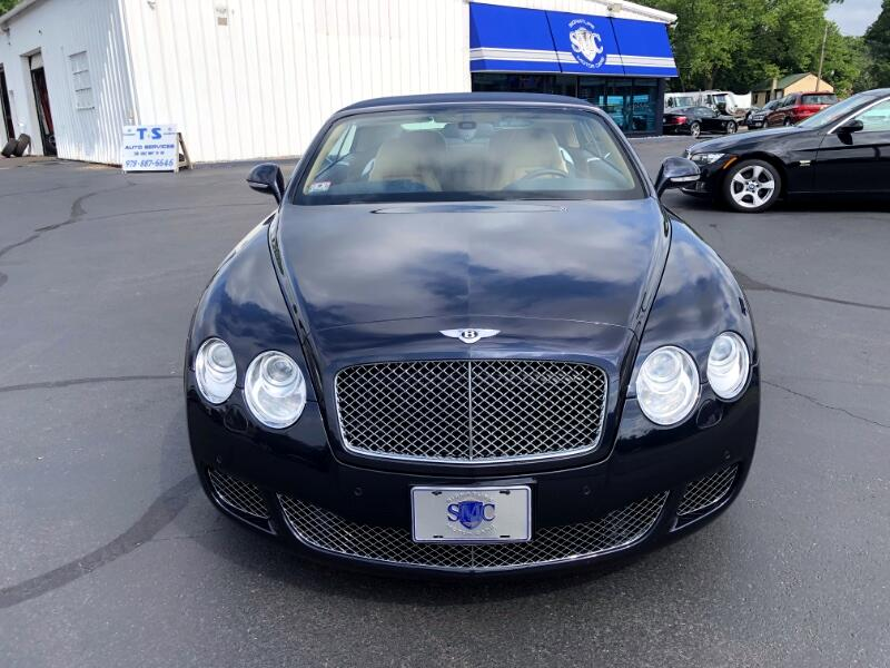 2011 Bentley Continental GTC Convertible