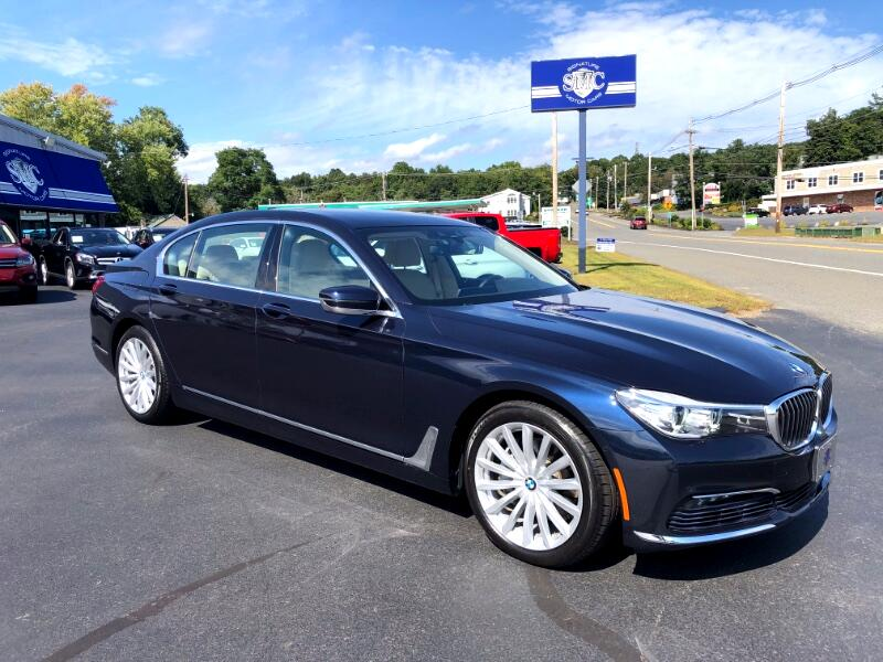2017 BMW 7-Series 740i xDrive