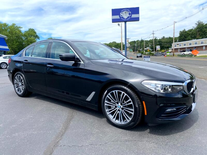 BMW 5-Series 530i xDrive 2017