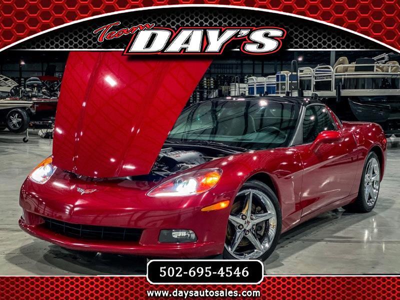 Chevrolet Corvette Premium Coupe 3LT 2011