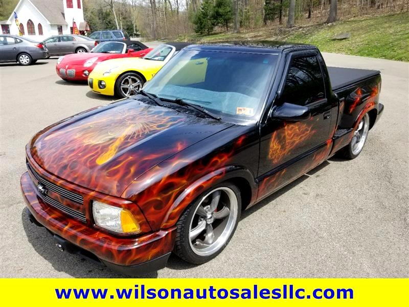 2000 GMC Sonoma SLS Reg. Cab Long Bed 2WD