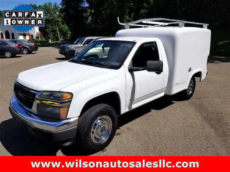 2008 GMC Canyon Work Truck 4WD