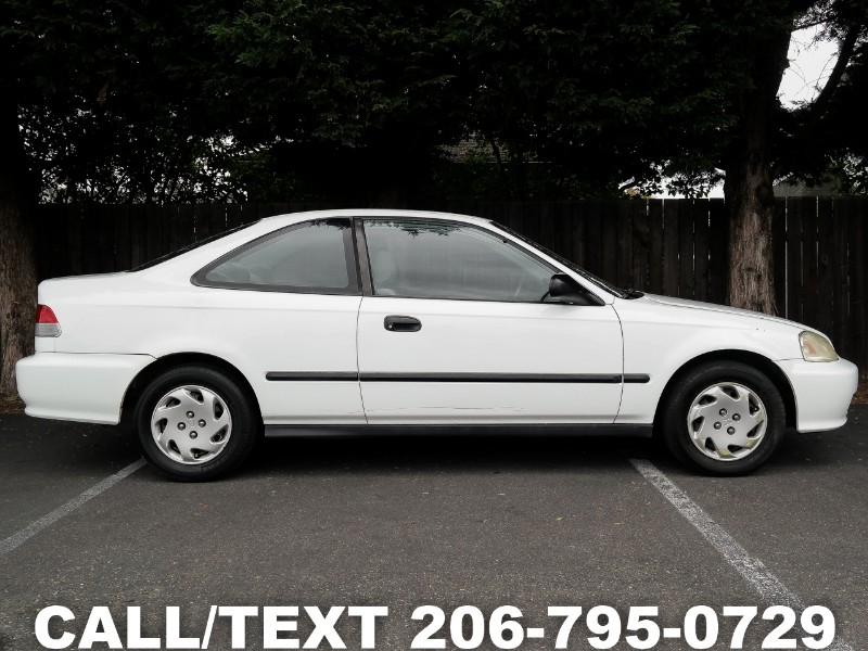 1999 Honda Civic DX coupe